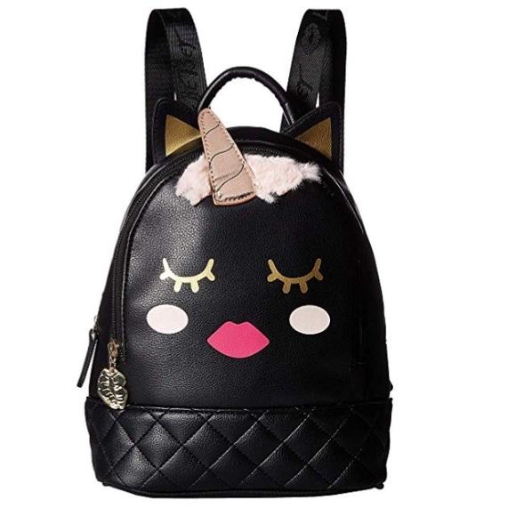 Betsey Johnson Handbags - 🛍 Luv Betsey® Jazzy Kitch Unicorn Backpack
